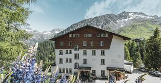 Hotel Alpensonne - Arosa - Building