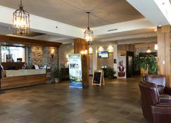 理瑞萊維斯酒店 - 李維斯 - 萊維斯 - 櫃檯