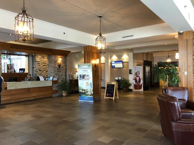 Hotel L'Oiseliere Levis - Lévis - Vastaanotto