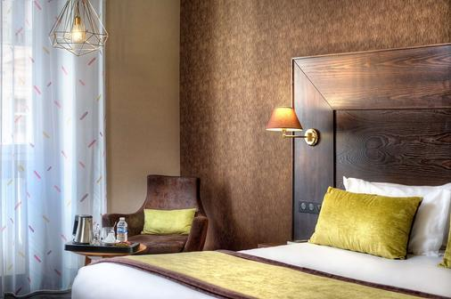 Best Western Plus Nice Cosy Hotel - Nice - Soverom