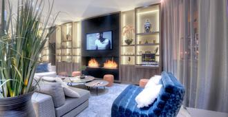 Best Western Plus Nice Cosy Hotel - Nice - Lounge