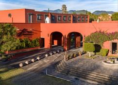 Fiesta Americana Hacienda Galindo Resort & Spa - San Juan del Río - Rakennus