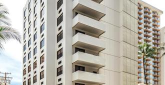 هوتل رينيو - هونولولو - مبنى