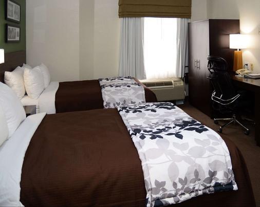 Sleep Inn Horn Lake-Southaven - Horn Lake - Bedroom