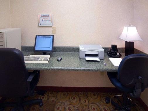 Sleep Inn Horn Lake-Southaven - Horn Lake - Business centre