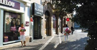 Le Kleber Hotel - Strasbourg - Outdoors view