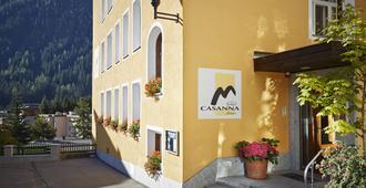 Hotel Casanna - Davos - Edificio