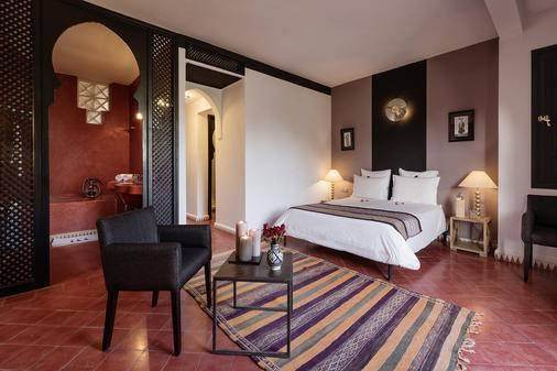Villa Al Assala Palmeraie Piscine chauffée - Marrakesch - Schlafzimmer