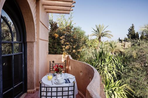 Villa Al Assala Palmeraie Piscine chauffée - Marrakesch - Balkon