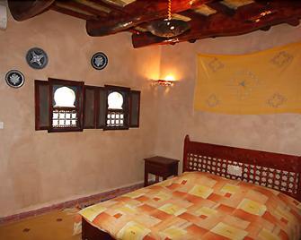 Dar Amazir - Agdz - Schlafzimmer