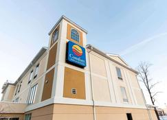 Comfort Inn and Suites Near Pocono Mountains - Mt Pocono - Edificio