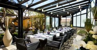 Hotel La Perouse - ניס - מסעדה