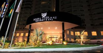 Royal Thermas Resort & Spa - Olímpia - Κτίριο