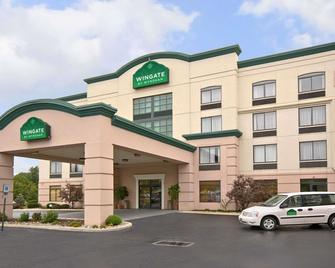 Holiday Inn - Allentown I-78 & Rt. 222 - Allentown - Gebouw