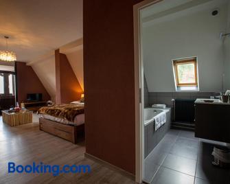 La haut - Zabern - Schlafzimmer
