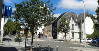 Domaine Des Plantes - Rennes - Vista del exterior