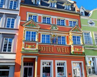 Hotel Well Garni - Wittlich - Building