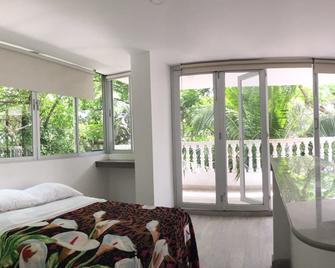 Casona La Carolina - San Andrés - Bedroom