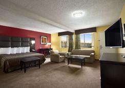 Days Inn by Wyndham Dallas Irving - Irving - Phòng ngủ