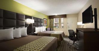 Days Inn by Wyndham Dallas Irving - אירווינג - חדר שינה