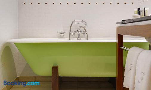 The Fitzwilliam Hotel - Dublin - Phòng tắm