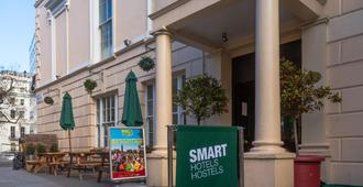 Smart Hyde Park View Hostel - Londra - Otel Girişi