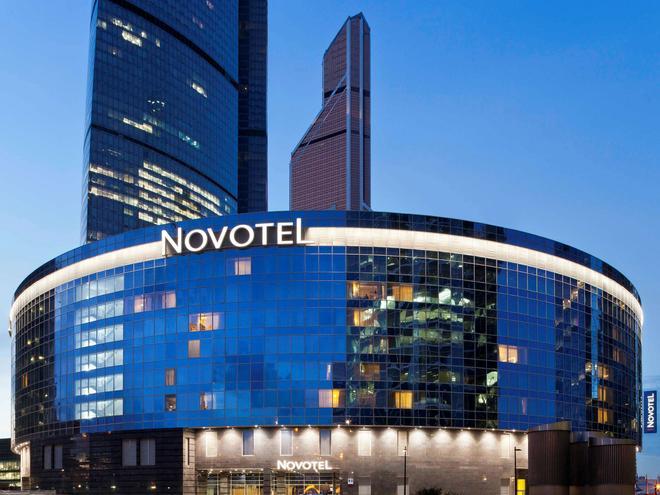 Novotel Moscow City - Μόσχα - Κτίριο