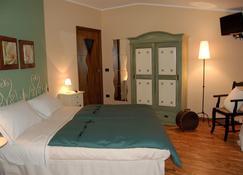 Agriturismo Corte Rocca - Mantova - Camera da letto