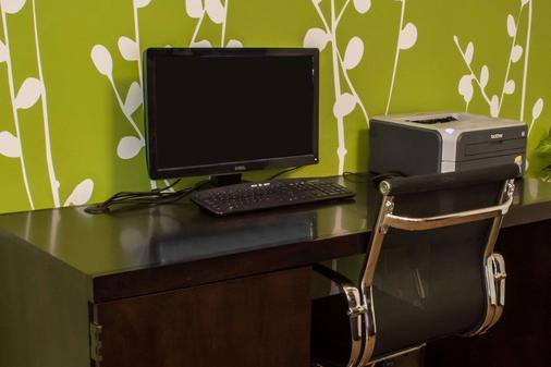 Sleep Inn & Suites Harbour Pointe - Midlothian - Business centre