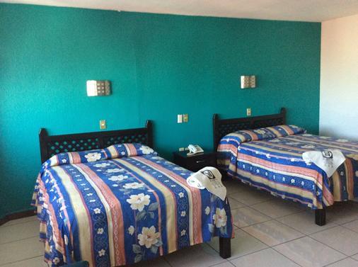 Hotel Alberto - Tuxtla Gutiérrez - Bedroom