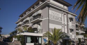 Hotel Berta - Desenzano del Garda - Edificio