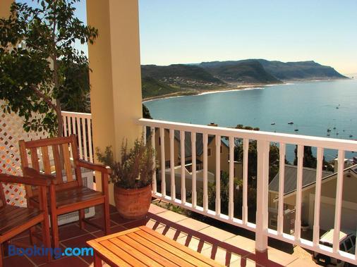 Albatross Guest House - Simon's Town - Balcony