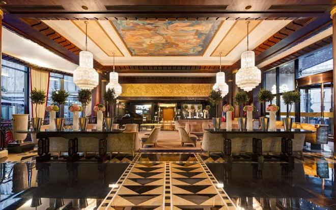 Hotel du Collectionneur Arc de Triomphe - Paris - Bar