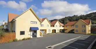 Bella Vista Motel Whangarei - แวนกาเร่ - อาคาร