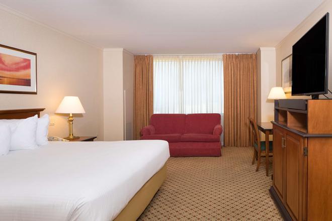Showboat Hotel - Atlantic City - Bedroom