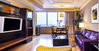 Showboat Hotel - אטלנטיק סיטי - סלון