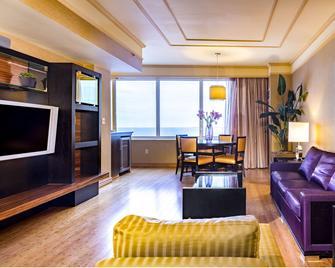 Showboat Hotel - Atlantic City - Sala de estar