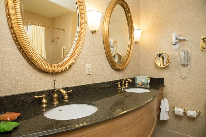 Showboat Hotel - Atlantic City - Bathroom