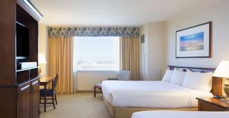 Showboat Hotel - Atlantic City - Bedroom