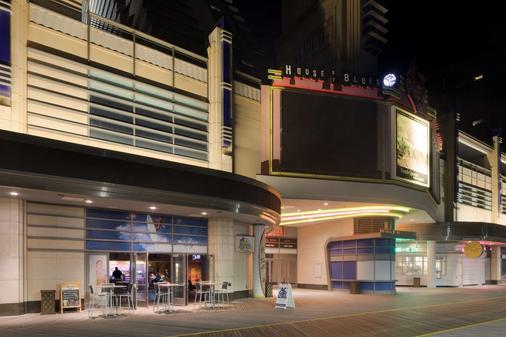 Showboat Hotel - Atlantic City - Edificio