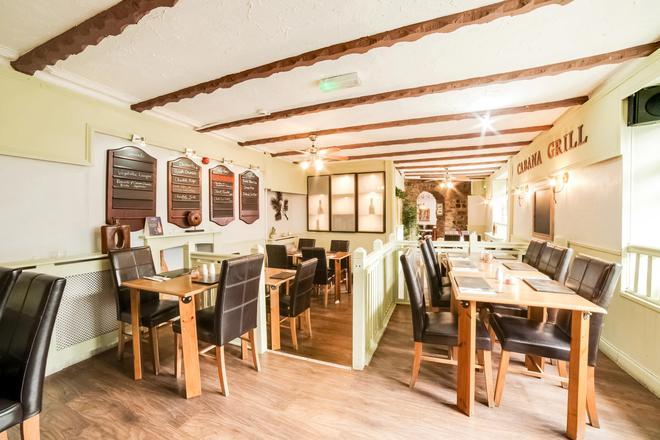 Hotel Miramar - Llanelli - Restaurant