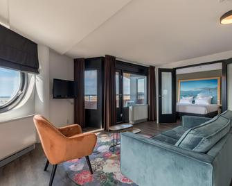 Leonardo Hotel Ijmuiden Seaport Beach - IJmuiden - Obývací pokoj