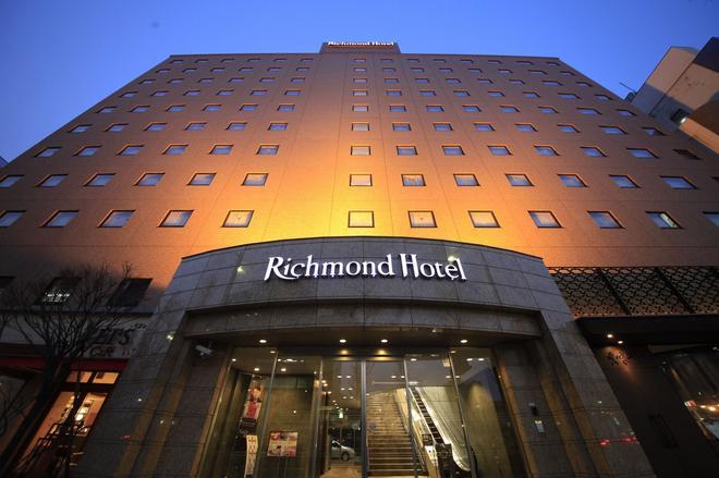 濱松Richmond飯店 - 濱松市 - 建築