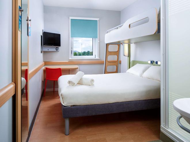 Ibis Budget Hotel Edinburgh Park - Edinburgh - Schlafzimmer