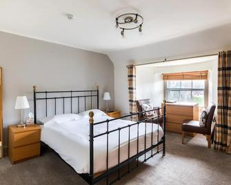 OYO Clovenfords Hotel - Galashiels - Schlafzimmer