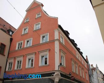 Mo Hotel - Інґольштадт - Building