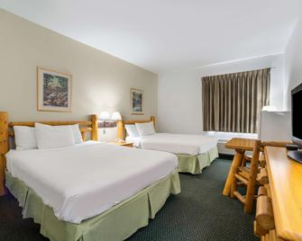 Knights Inn New Florence - New Florence - Bedroom