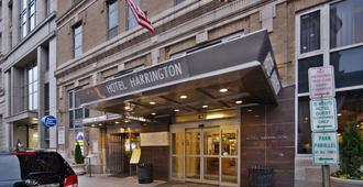 Hotel Harrington - Washington - Building