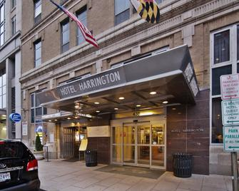 Hotel Harrington - Washington - Building