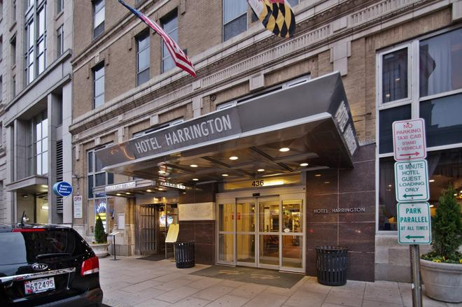 Hotel Harrington - Washington D. C. - Edificio